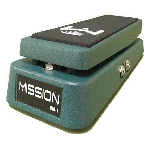 MISSION ENGINEERING VM 1 GN · PEDAL GUITARRA ELECTRICA