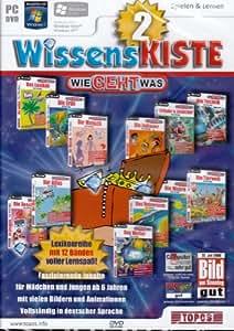 Wie geht Was - Wissenskiste 2: Wie geht was Lexikonreihe mit 12 Bänden voller Lernspaß!