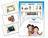 Yo-Yee Flashcards Bildkarten zur Sprachförderung - Adjektive und Gegensätze - Erweitere spielerisch Grundwortschatz, Satzbau und Grammatik - Für Kita, Kindergarten, Grundschule oder Logopädie
