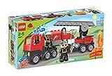 LEGO Duplo 4977 - Feuerwehrlöschzug...Vergleich