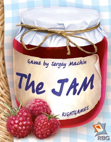 Preisvergleich Produktbild Russian Boardgames RU003 - The Jam, Das Spiel um Konfitüre