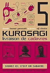 Kurosagi : Livraison de cadavres Edition simple Tome 5