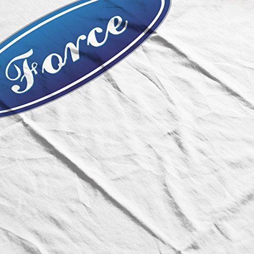 Star Wars Rogue One Force Ford Car Logo Women's Vest white