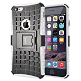 Best Case pour iPhone 6 iPhone 4 Cases - iDoer Coque iPhone 6S Armor Support Protection Étui Review
