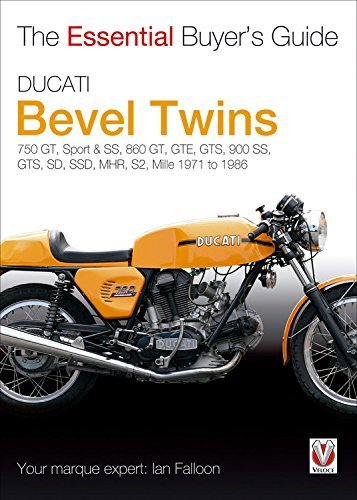 Ducati Bevel Twins (The Essential Buyer's Guide Series) by Ian Falloon (Illustrated, 15 Jan 2014) Paperback