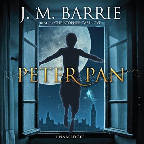 Peter Pan by J. M. Barrie (2012-07-01)