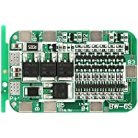 Tablero de carga - PCB BMS del tablero de protección de la batería de 6S 15A
