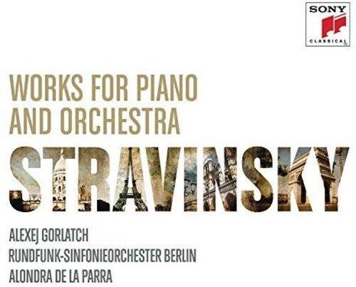 Strawinsky: Werke für Klavier und Orchester