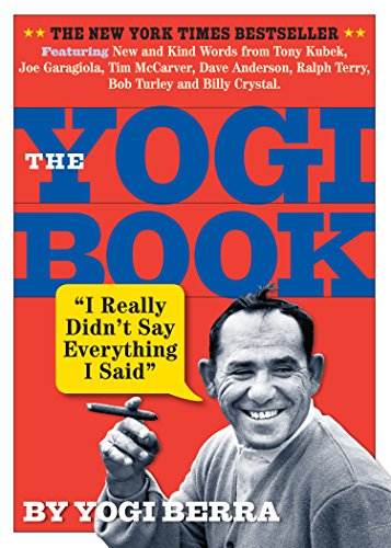 The Yogi Book por Yogi Berra