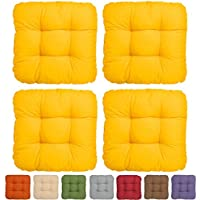 Set da 4 comodi cuscini Lisa 40x40x8