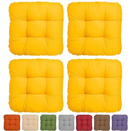 beautissur-set-de-4-comodos-y-suaves-cojines-lisa-40x40x8-cm-para-sillas-forro-brillante-sin-cordone