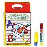 Rangebow ABC Alphabet magische Aqua Wasser wiederverwendbare Zeichnung Doodle Buch und magischen Stift für 3 Jahre plus (ABC Alphabet GC00606)