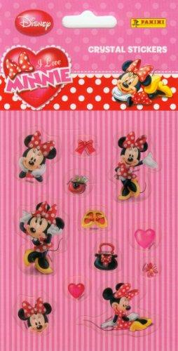 Panini - Stickers Crystal Minnie