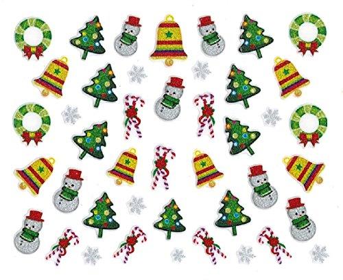 One de Stroke de pegatinas invierno/Navidad 1428