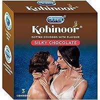 PleasureWorld - Kohinoor Kondome - 3 Stück (Silky Schokolade) preisvergleich bei billige-tabletten.eu