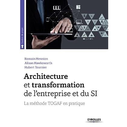 Architecture et transformation de l'entreprise et du SI: La méthode TOGAF en pratique (Gestion de projets)
