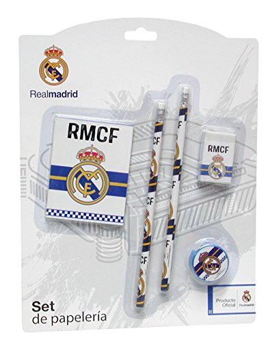 real-madrid-briefpapier-set-notizblock-5-stk