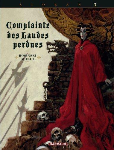 Complainte des landes perdues - Cycle 2 - tome 1 - Moriganes de Jean Dufaux (23 octobre 2008) Album