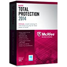 McAfee Total Protection 2014 - 3 User (PC)