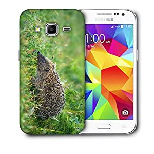 Snoogg Sitting At A Place Printed Protective Phone Back Case Cover For Samsung Galaxy CORE PRIME