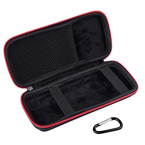 Kingwon Schutzhülle Tasche Externe Batterie wetterfest Innengröße: 21 * 9 * 4,5 cm, Power Bank Hard Case Schutzhülle für externe...