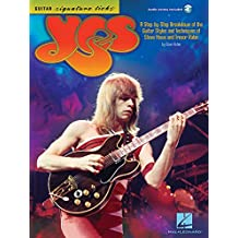 Yes: A Step-by-Step Breakdown of the Guitar Styles and Techniques of Steve Howe and Trevor Rabin