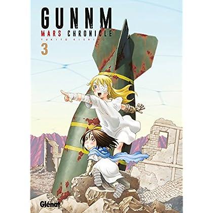 Gunnm Mars Chronicle Vol.03