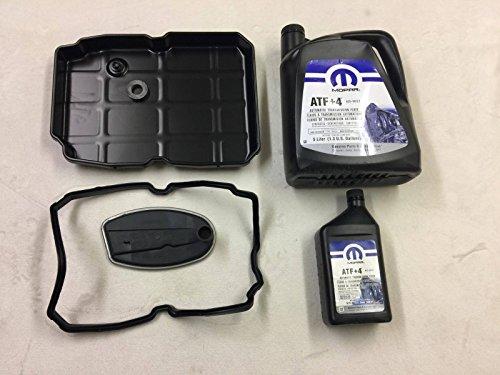 Mopar Dorman SH & Service kit 6L olio trasmissione automatica ATF + 4 Grand Cherokee WJ 2.7Crd 2001-2004