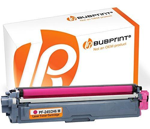 Preisvergleich Produktbild Bubprint Toner kompatibel für Brother TN-246 TN-242 TN-246M für DCP-9017CDW DCP-9022CDW HL-3142CW HL-3152CDW HL-3172CDW MFC-9142CDN MFC-9332CDW Magenta