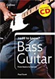Bass Guitar (Collins Need to Know?)
