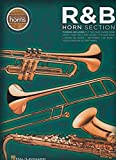 R&B Horn Section: Transcribed Horns by Hal Leonard Corp. (2008-06-01)
