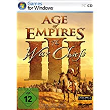 Age of Empires 3 - The War Chiefs (Add-On) [Software Pyramide]