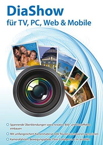 DiaShow-Gestalter-fr-TV-PC-Web-Mobile-inklusive-Bildbearbeitung-fr-Windows-108187Vista-und-XP