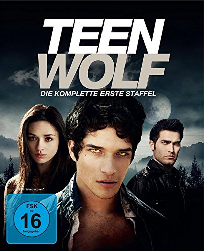 Teen Wolf - Staffel 1 (Softbox) [Blu-ray]