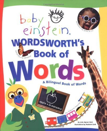 Baby Einstein: Wordsworth's Book of Words by Aigner-Clark, Julie (2002) Hardcover