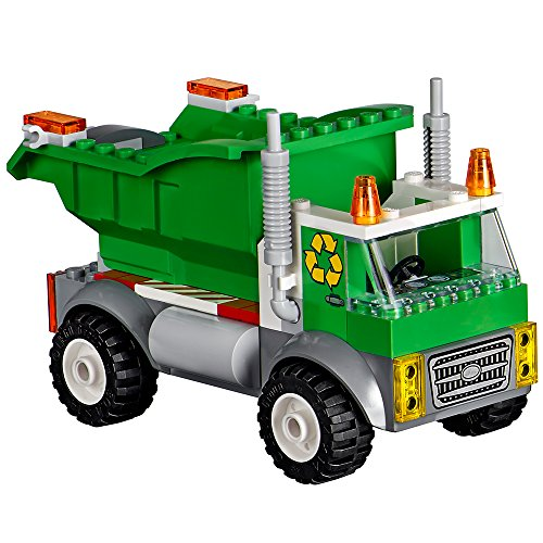 Lego Juniors 10680 Garbage Truck Buy Online In Uae