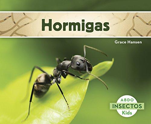 Hormigas (Abdo Kids: Insectos)