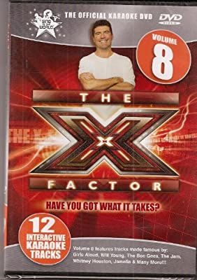 Karaoke - the X Factor - Vol. 8 [DVD]