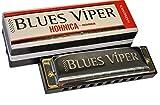 #7: Hohner Blues Viper M91500S Key C Harmonica