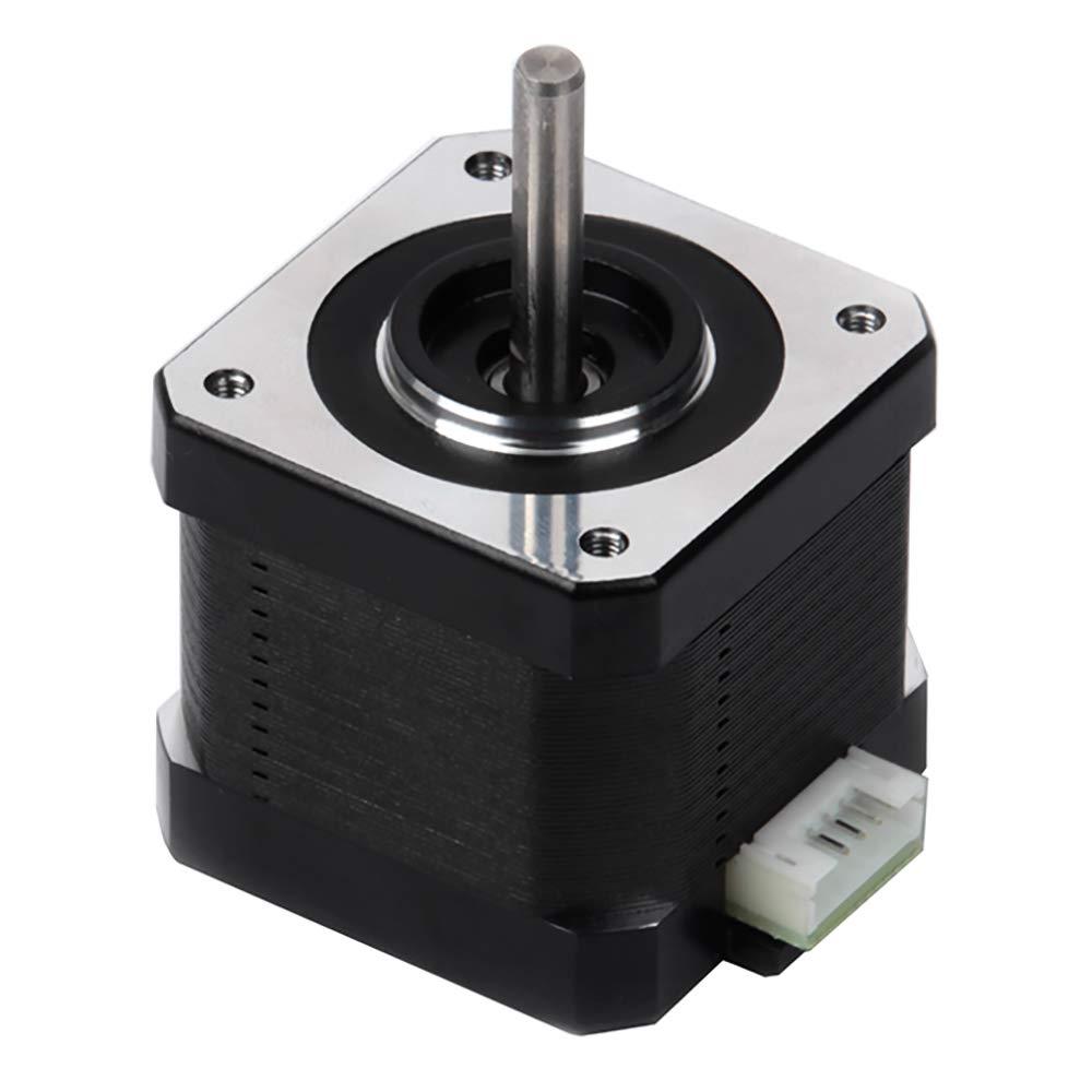 imprimante 3d Moteur, Fysetc NEMA 17Moteur pas à pas 42–4042–34Moteur avec câble pour extrudeuse X Y Axis CNC RepRap Creality CR-1010S Ender 3machine à certains Mini Prusa i3et bien plus encore