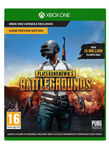 Playerunknown's Battlegrounds - Game Preview Edition (Xbox One) (New)
