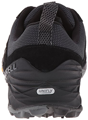 Merrell All Out Terra Turf, Baskets Basses Homme Noir (Black)