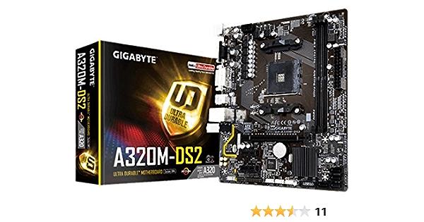 Gigabyte Amd Ryzen A320 M Chipset Realtek 8111g Realtek Computers Accessories