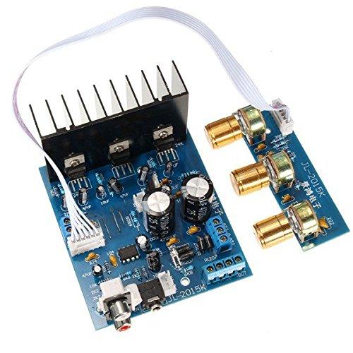 Yongse TDA2030A 2.1 Subwoofer Verstärker-Brett 3-Kanal-Elektronik-Modul (3-kanal-subwoofer-verstärker)