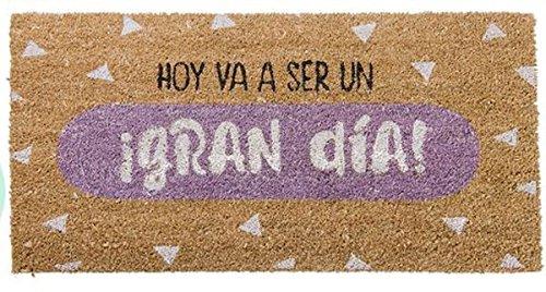 Felpudo Original Gran Dia (Morado)