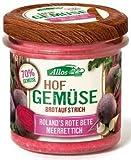 Allos - Bio Hof Gemüse Rolands Rote Bete Meerrettich - 135g