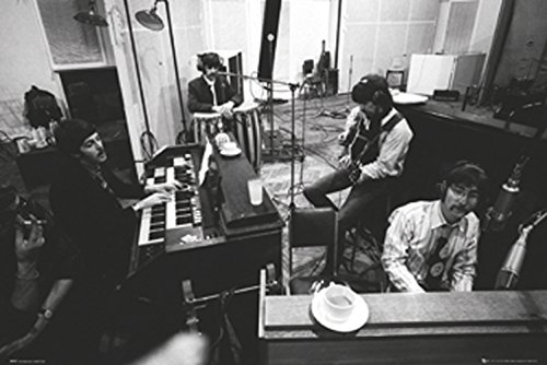 GB Eye LTD, The Beatles, Studio SGT Peppers, Maxi Poster 61x91,5cm