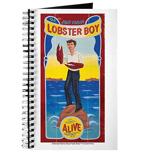 CafePress–AHS Freak Show Hummer Boy–Spiralbindung Journal Notebook, persönliches Tagebuch, Aufgabe Tagebuch