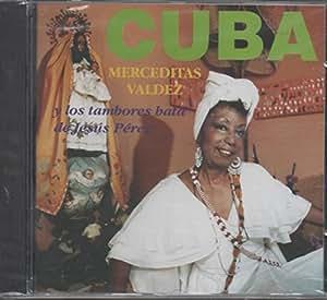 Cuba-Merceditas Valdez