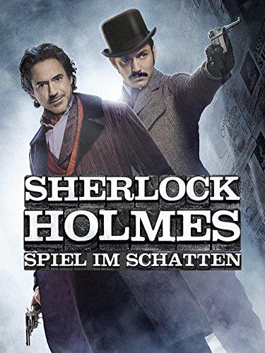 Sherlock Holmes: Spiel im Schatten [dt./OV] -